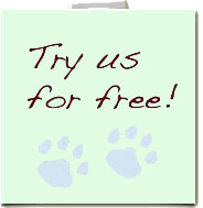 free dog walk